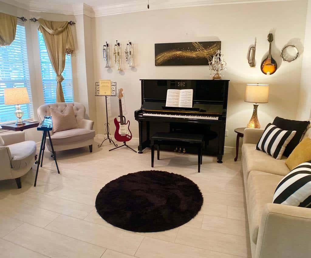 Decor Music Room Ideas -katrinakatsarelis