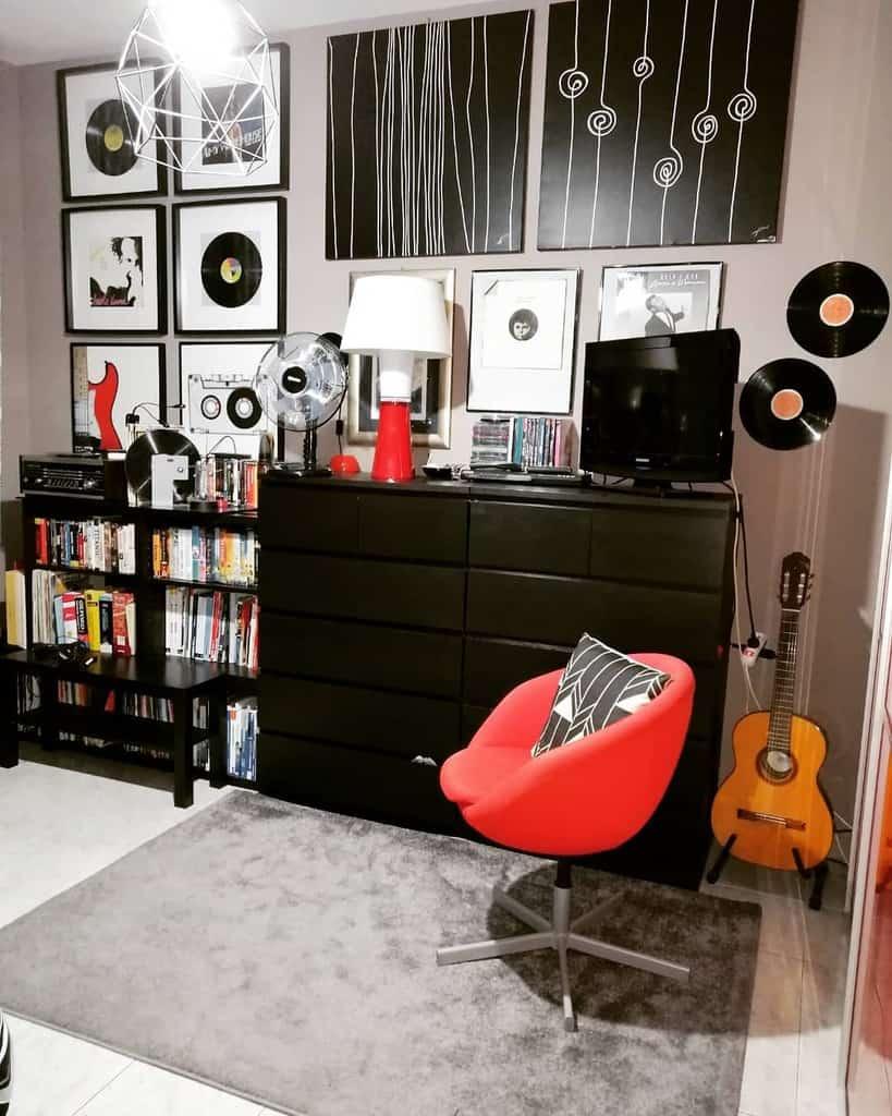 Decor Music Room Ideas -maiktat