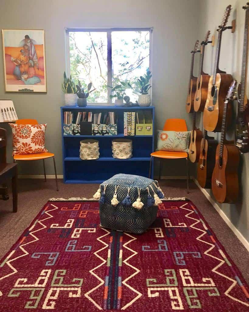 Decor Music Room Ideas -sarahmcsweeneymusic