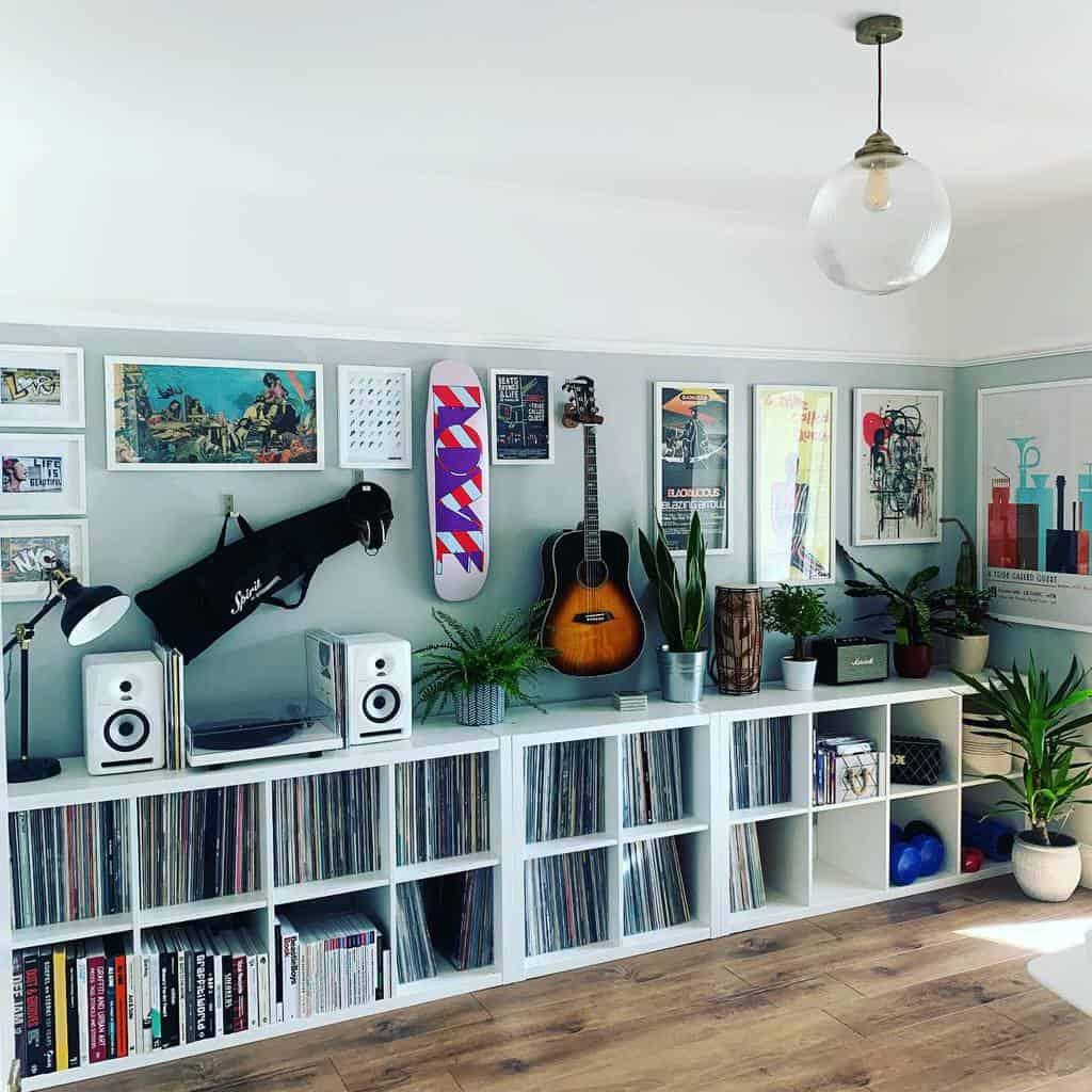Decor Music Room Ideas -wes_i