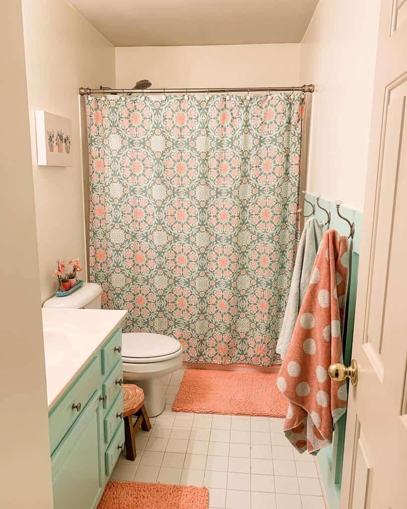 Design Shower Curtain Ideas -my_scandibohome