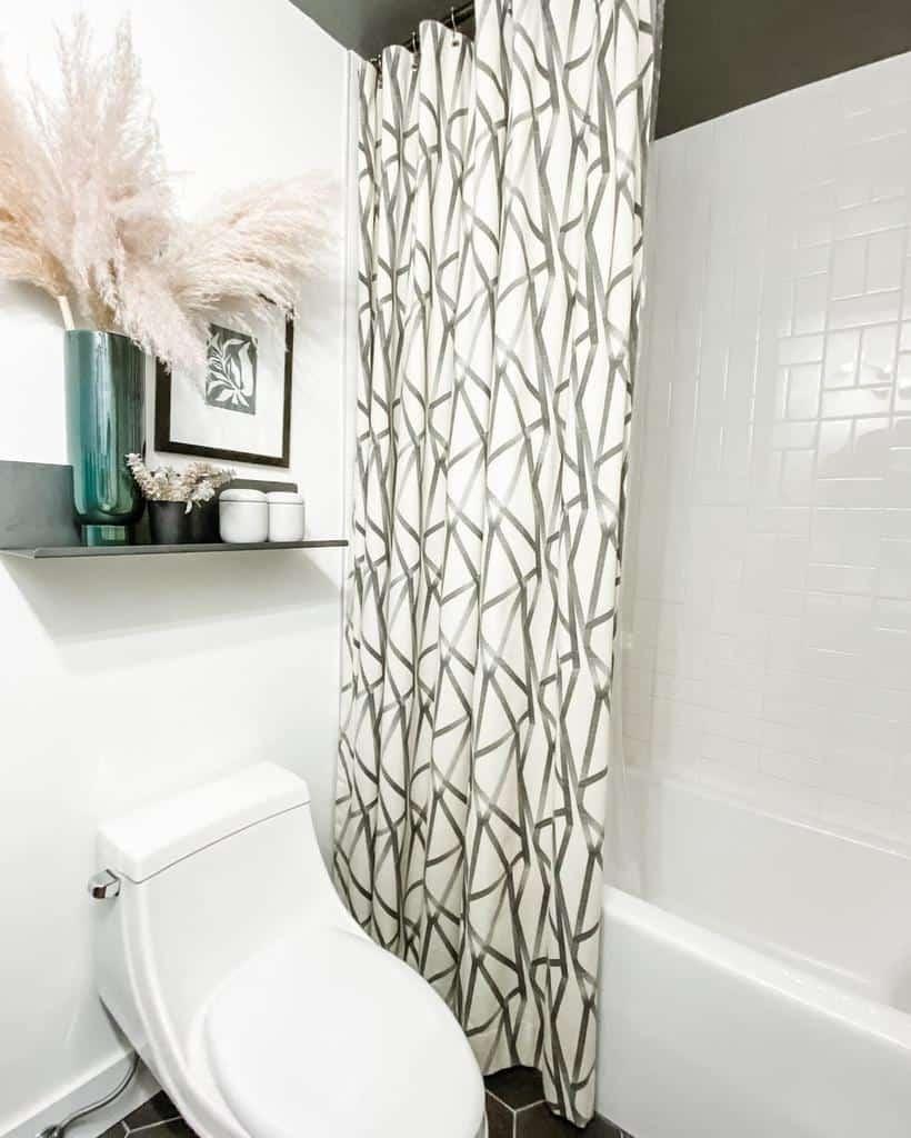 Design Shower Curtain Ideas -shiftmodernhome