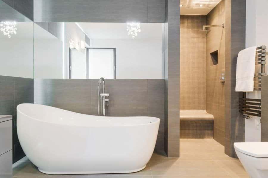 The Top 72 Doorless Walk-In Shower Ideas