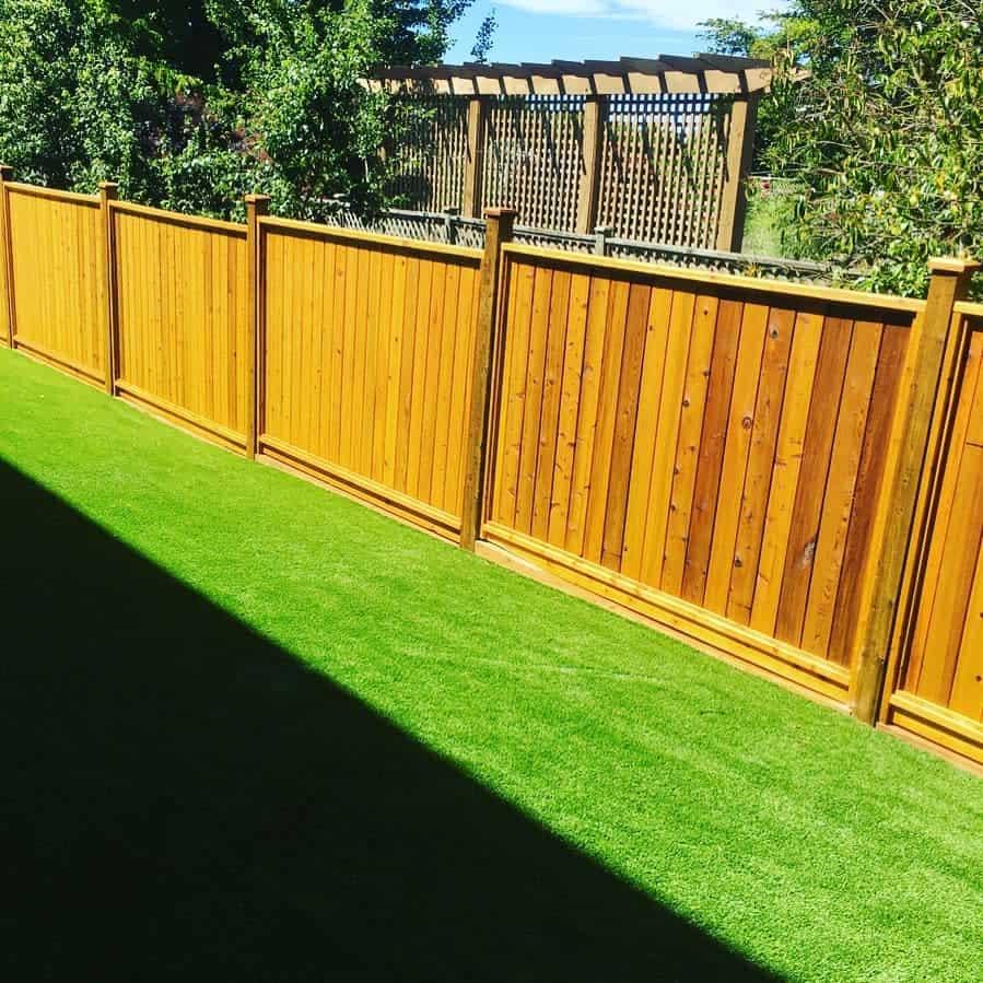Fence Side Yard Ideas -srtargetcedarfencepanels