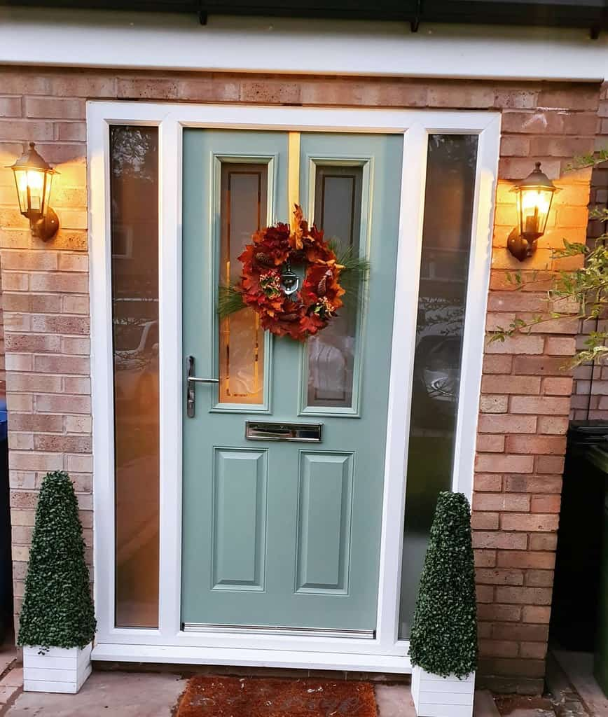 Front Door Curb Appeal Ideas -our.surburban.home