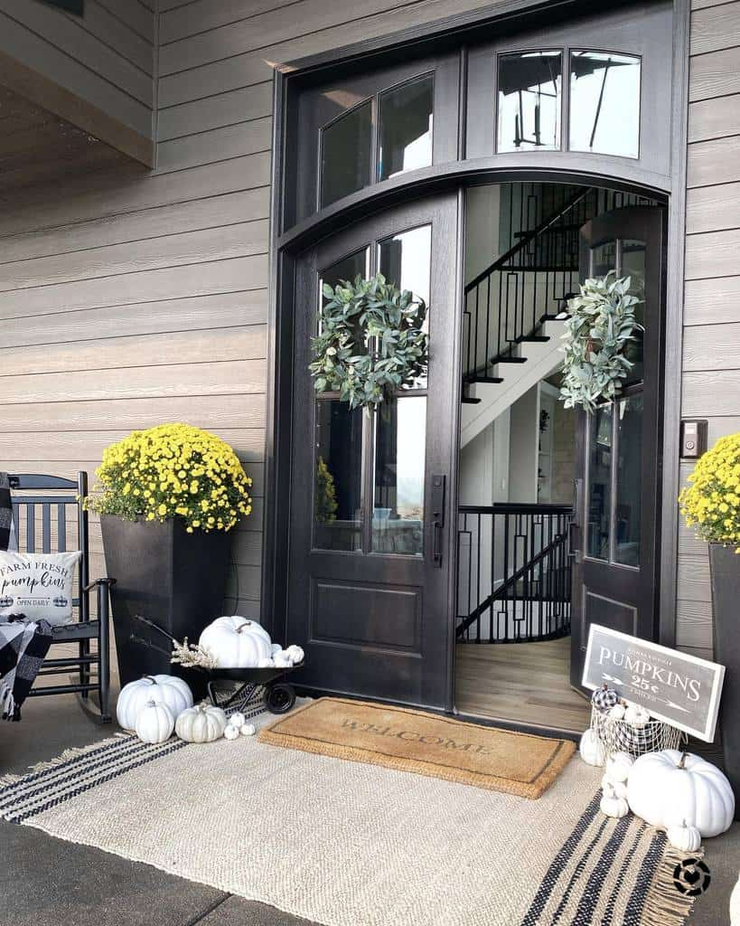Front Door Curb Appeal Ideas -ourpnw_home
