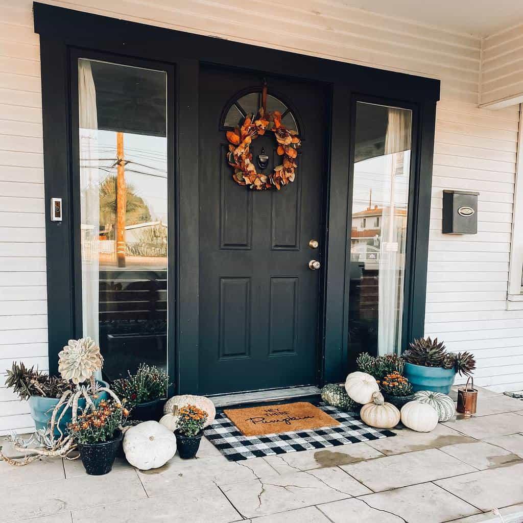 Front Door Curb Appeal Ideas -uniquelytaylormade