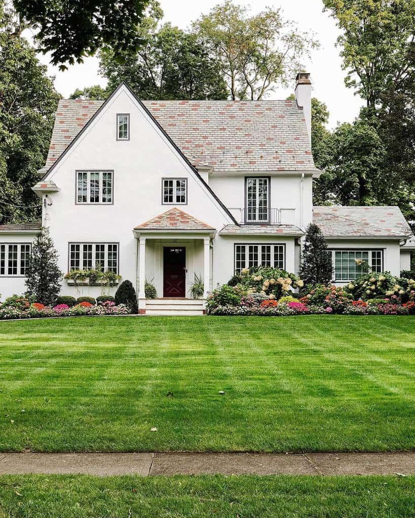 Front Garden Curb Appeal Ideas -designbydama