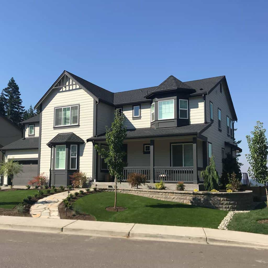 Front of House Curb Appeal Ideas -lineandform_design