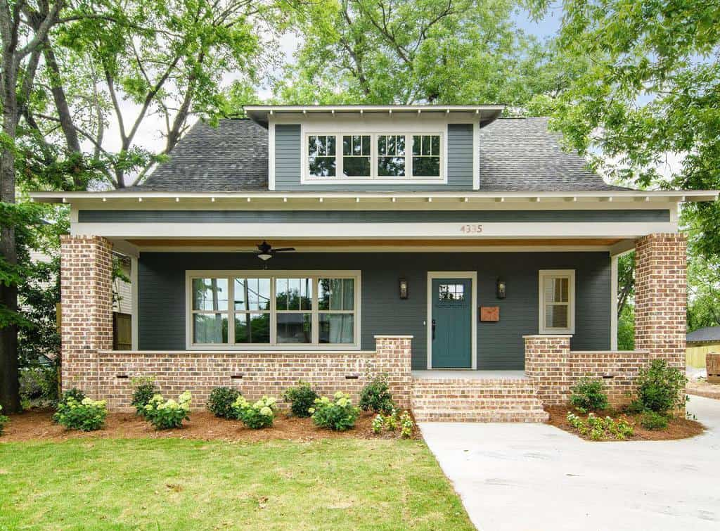 Front of House Curb Appeal Ideas -willowhomesbham