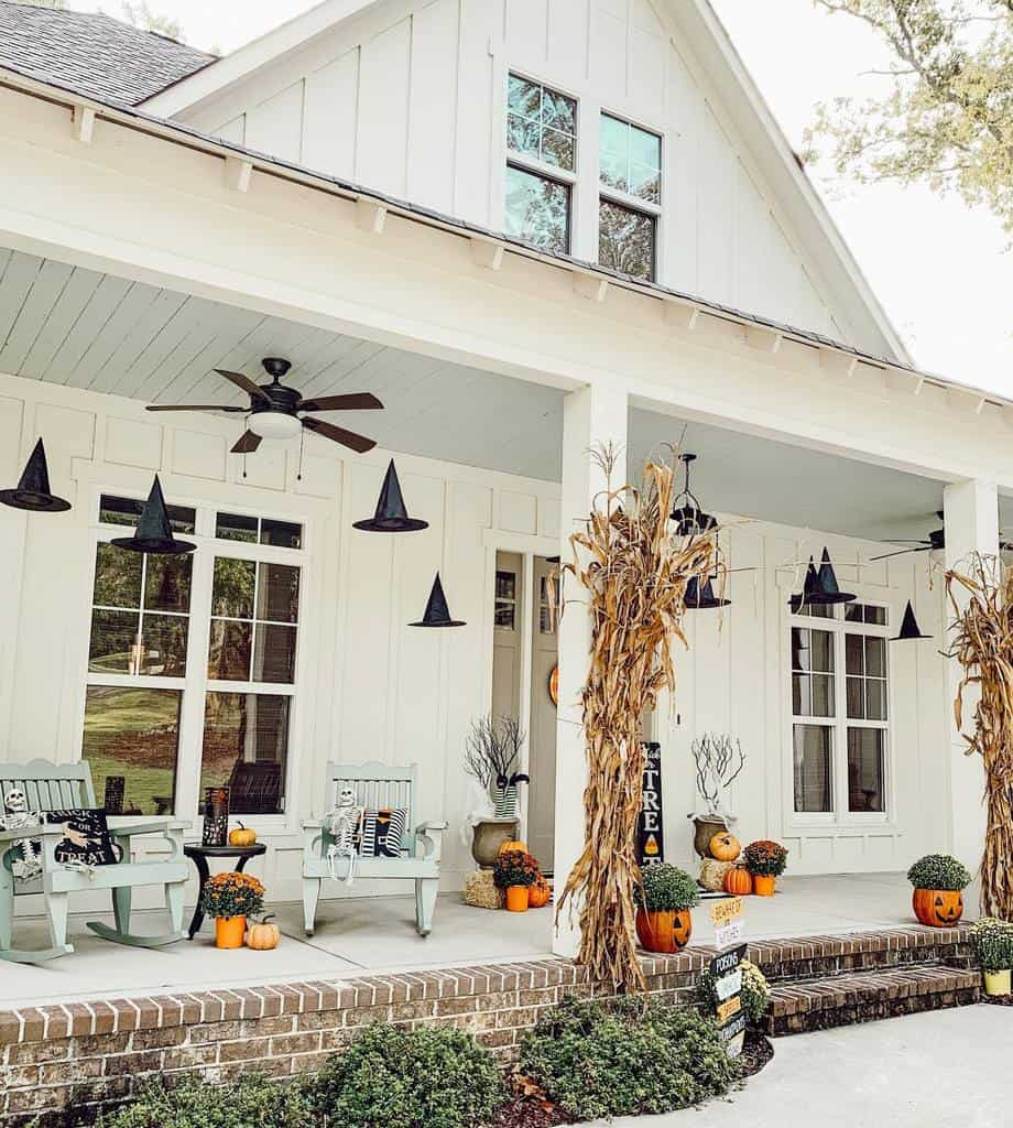 Furniture Front Porch Decorating Ideas -southernsurroundings
