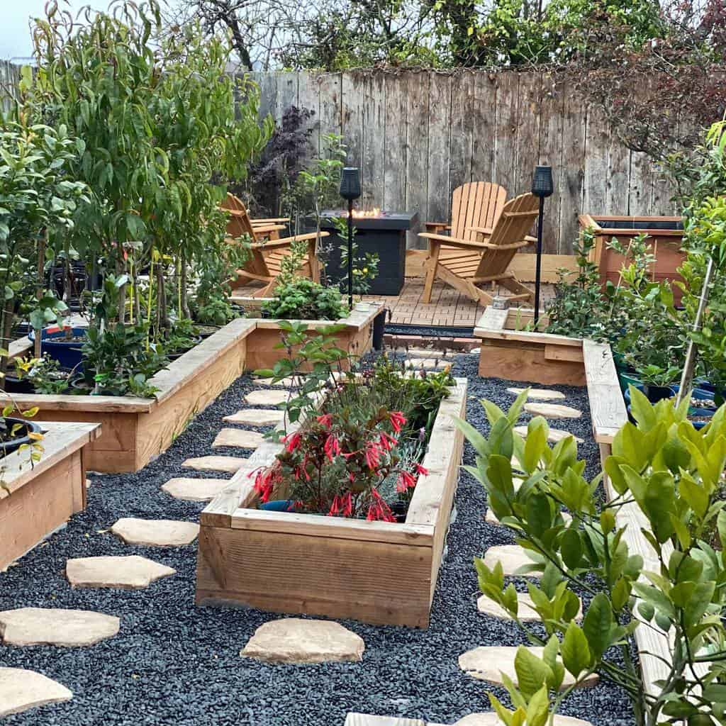 Garden Decor Hardscaping Ideas -foggy_gardener