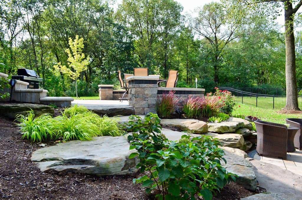 Garden Decor Hardscaping Ideas -landscapecreationsdupage