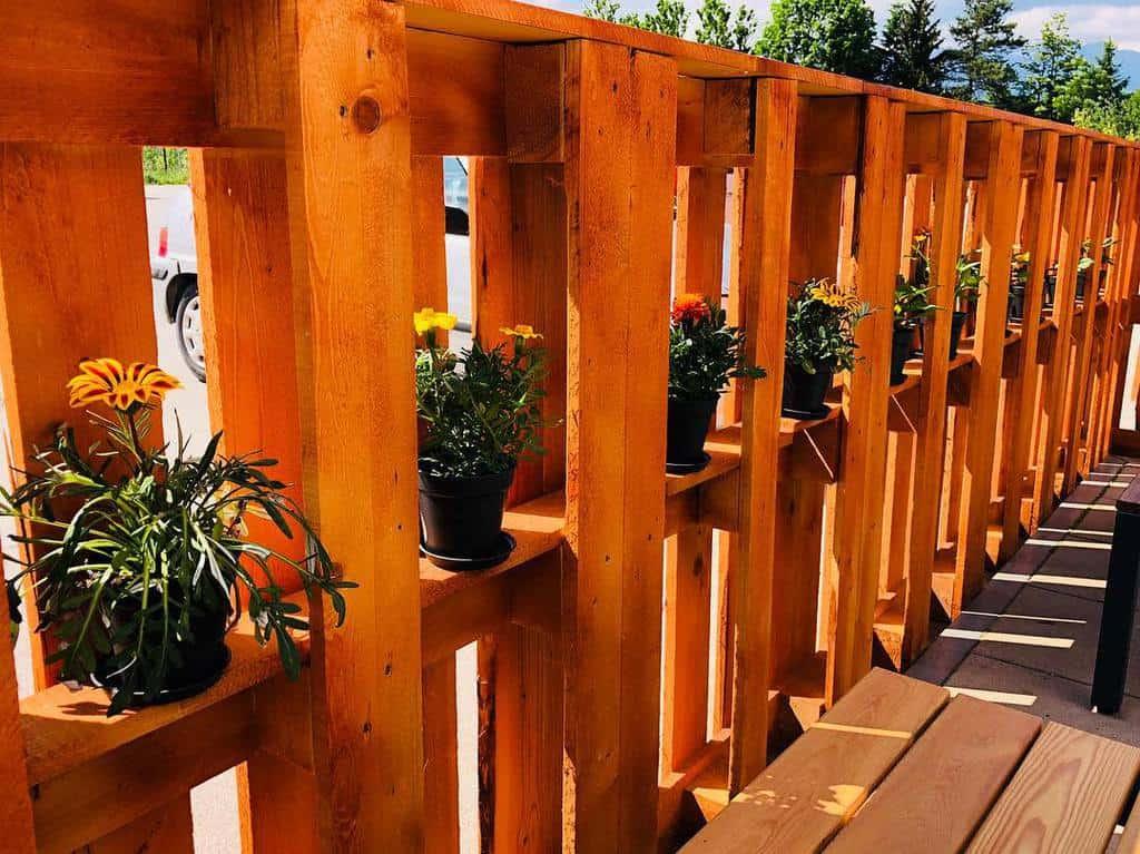 Garden Pallet Fence Ideas -pivovarnamaligrad