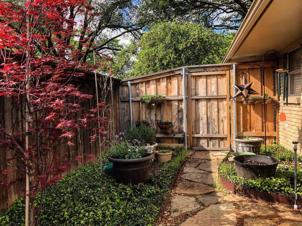 Garden Side Yard Ideas -hnotgrass