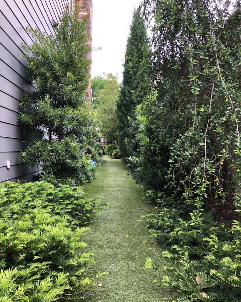 Garden Side Yard Ideas -jasonosterbergerdesigns