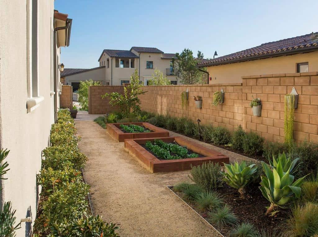 Garden Side Yard Ideas -theburnsco