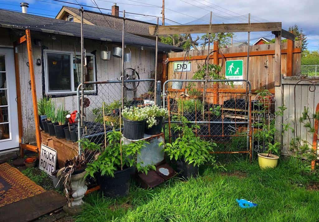Garden Small House Ideas -resistpnw