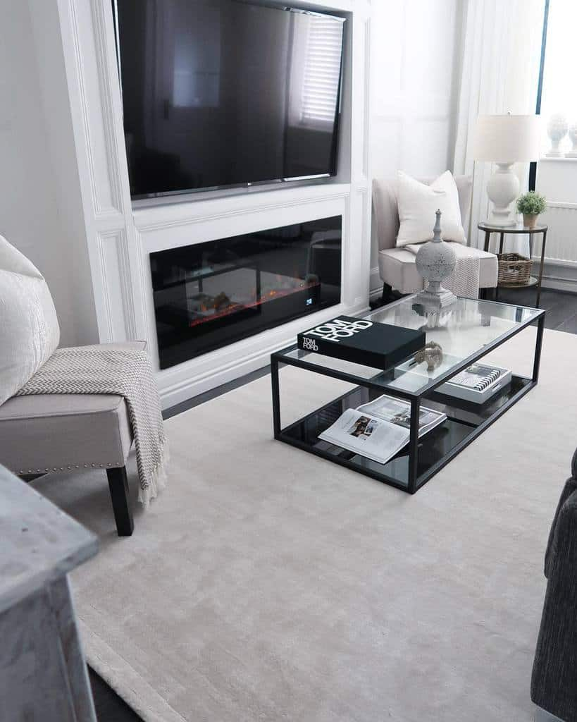 Glass Coffee Table Ideas -themccraehome