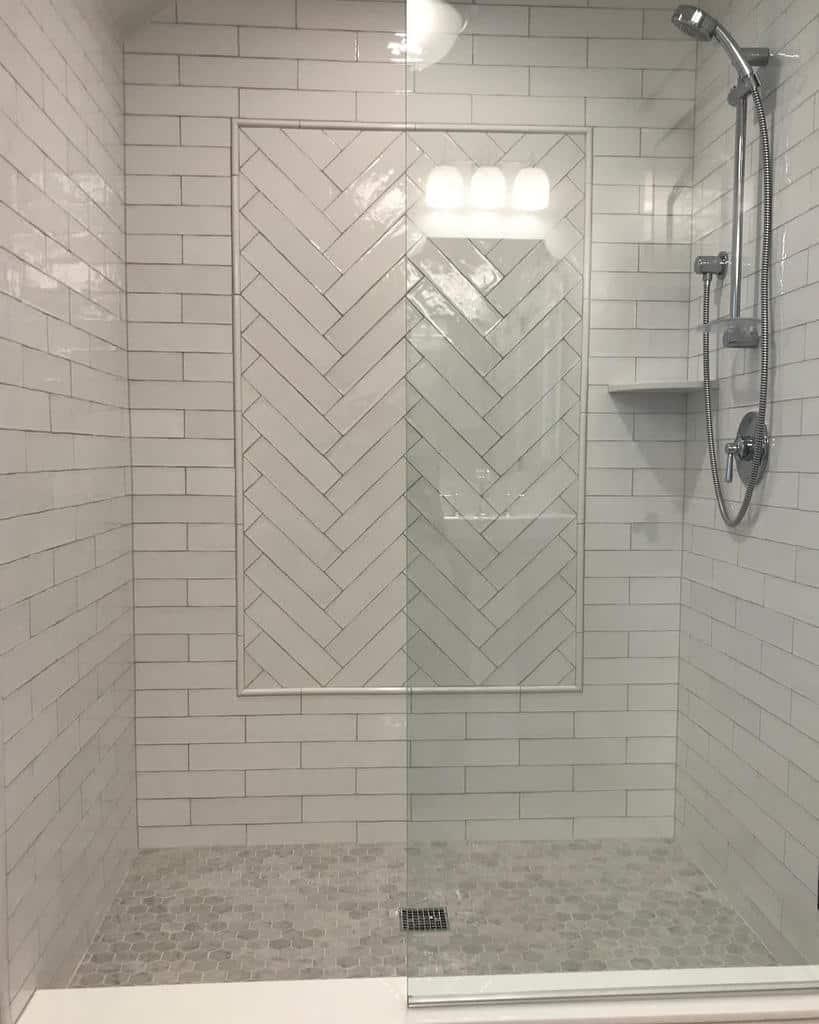 Glass Partition Doorless Walk In Shower Ideas -mif_design