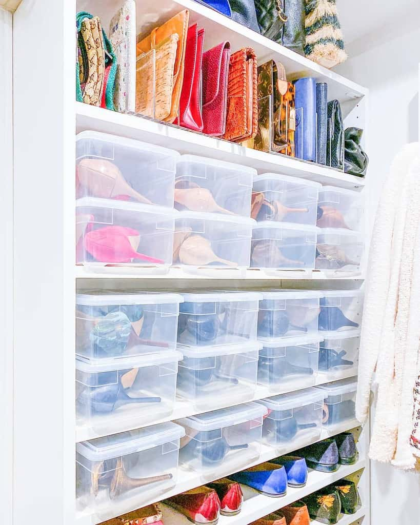 Hacks Clothes Storage Ideas -horderly