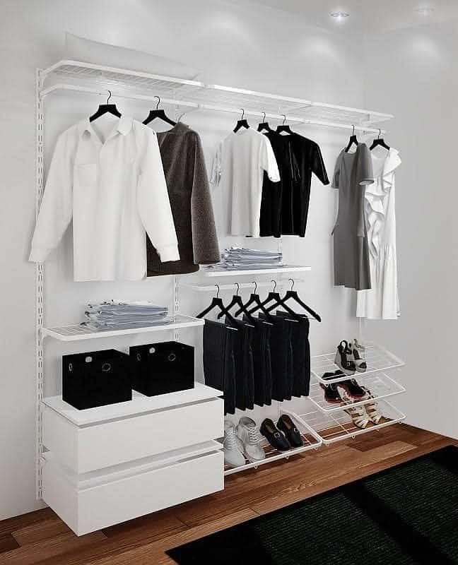 Hacks Clothes Storage Ideas -organizecomdicarlo