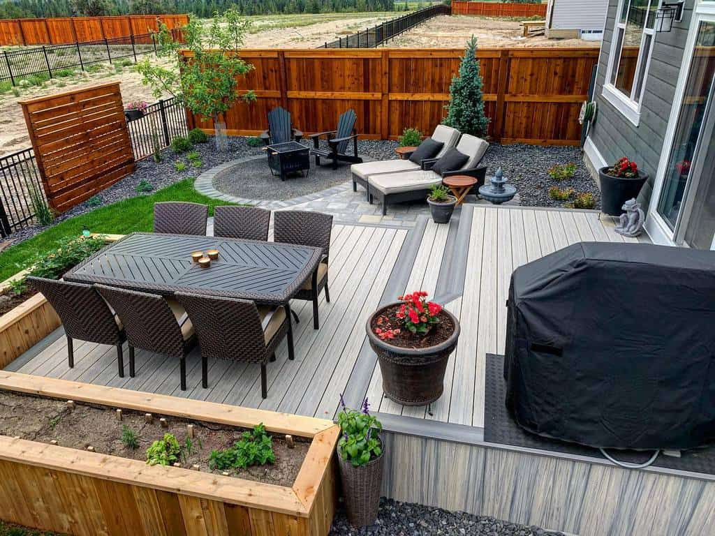 Hardscaping Ideas for Small Spaces -blue.aspen.inc