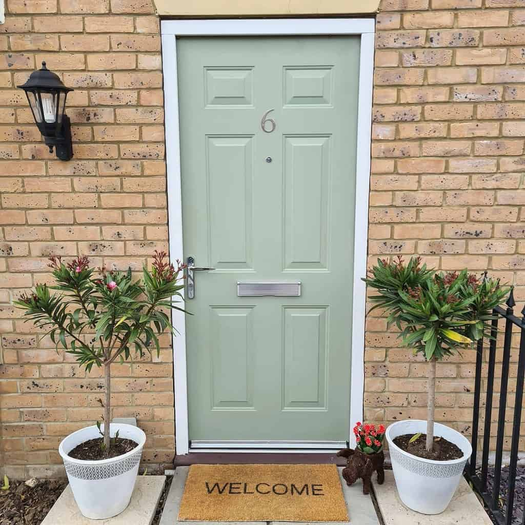House Front Door Ideas -swans.at.number6
