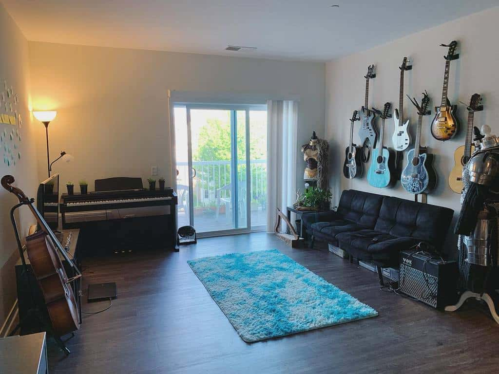 In House Music Room Ideas -lythanthis