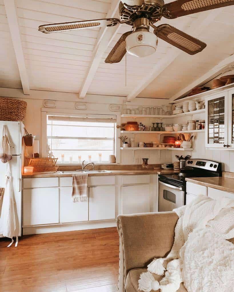 Kitchen Tiny House Ideas -thegrayolivebranch