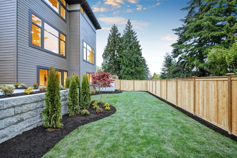 Luxurious,Contemporary,Three-story,Wood,Siding,Home,Exterior,In,Bellevue.,Nice