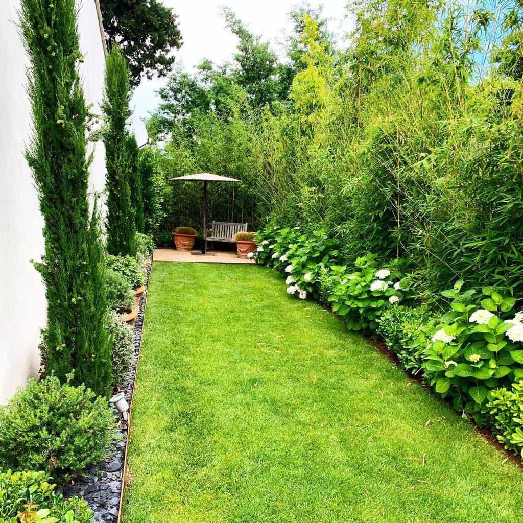 Landscape Side Yard Ideas -fashionsixty