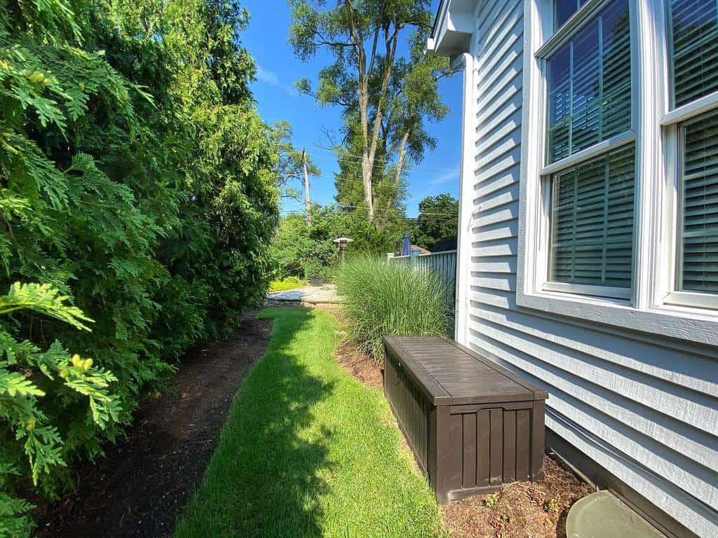 Landscape Side Yard Ideas -landscapecreationsdupage