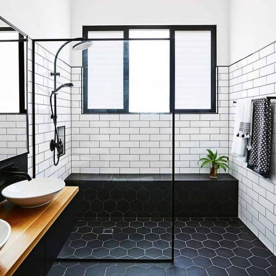 Large Doorless Walk In Shower Ideas 2 -caronconstructioninc