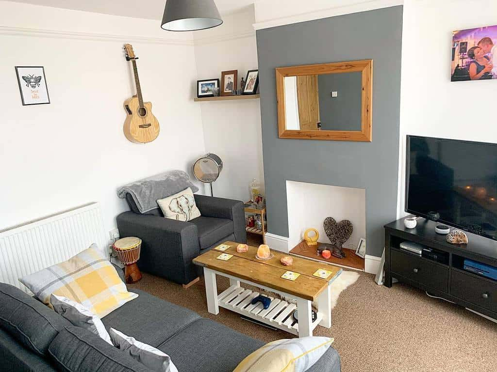 Living Room Music Room Ideas -ourhouseat33