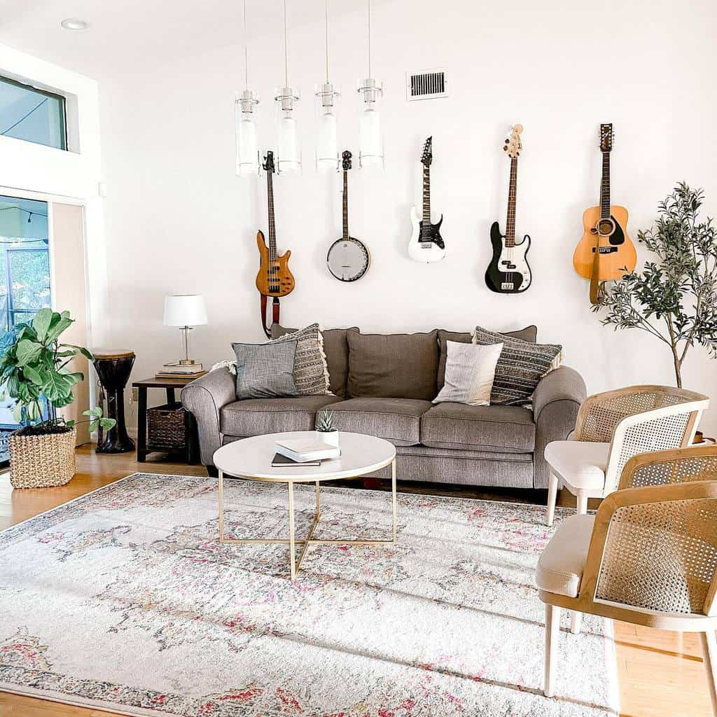 Living Room Music Room Ideas -thisloudhouse