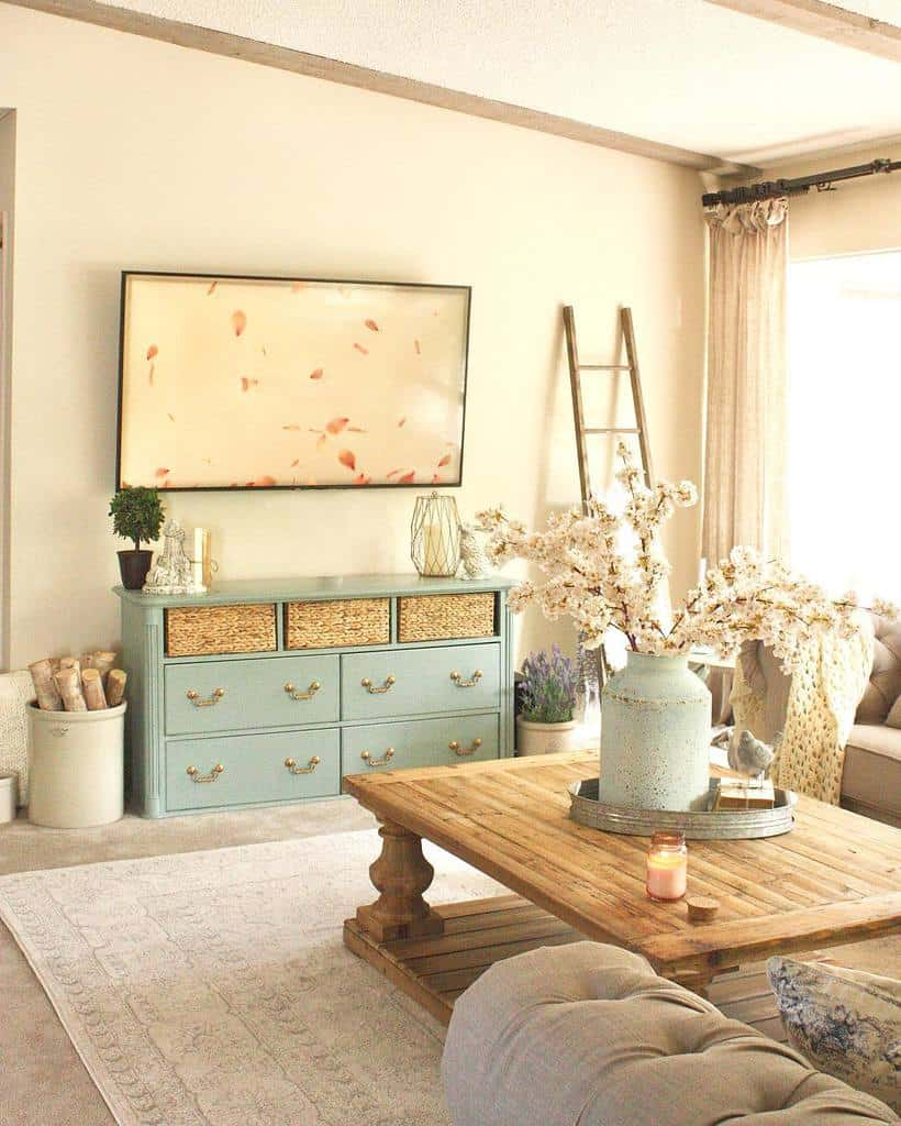 Livingroom Coffee Table Ideas -copperpointhome