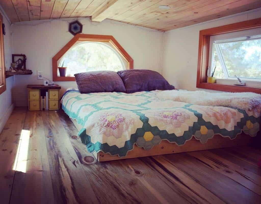 Loft Tiny House Ideas -atinygoodthing