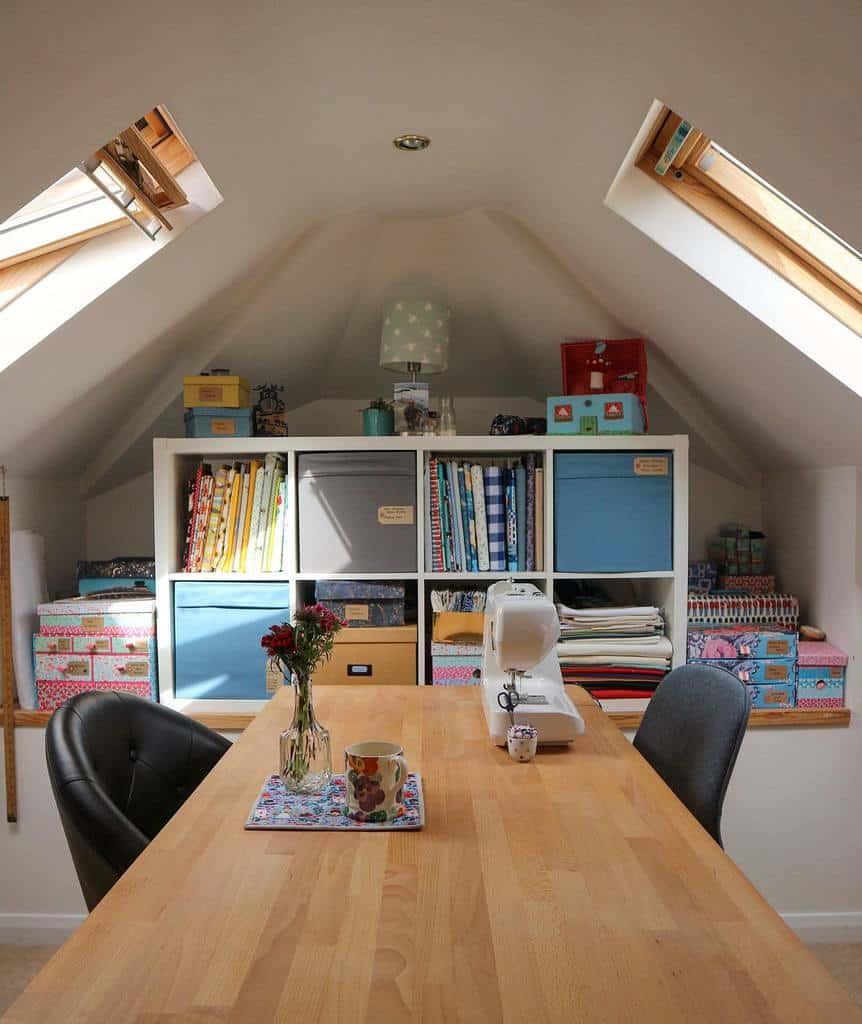 Loft Tiny House Ideas -simplywishesuk