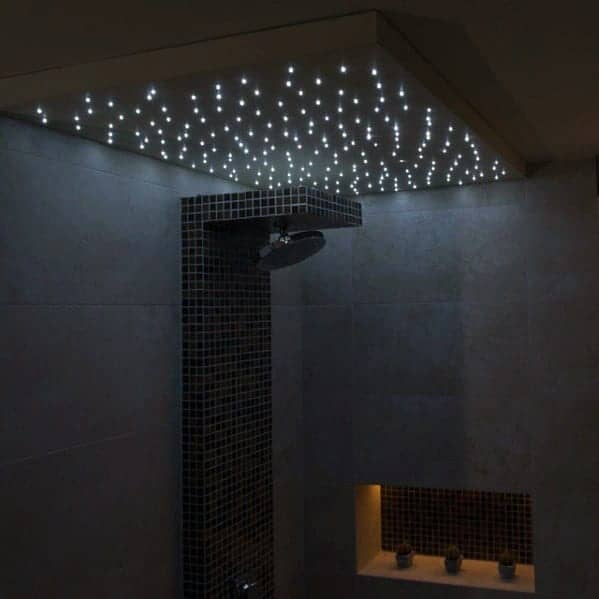 Luxury Doorless Walk In Shower Ideas 3