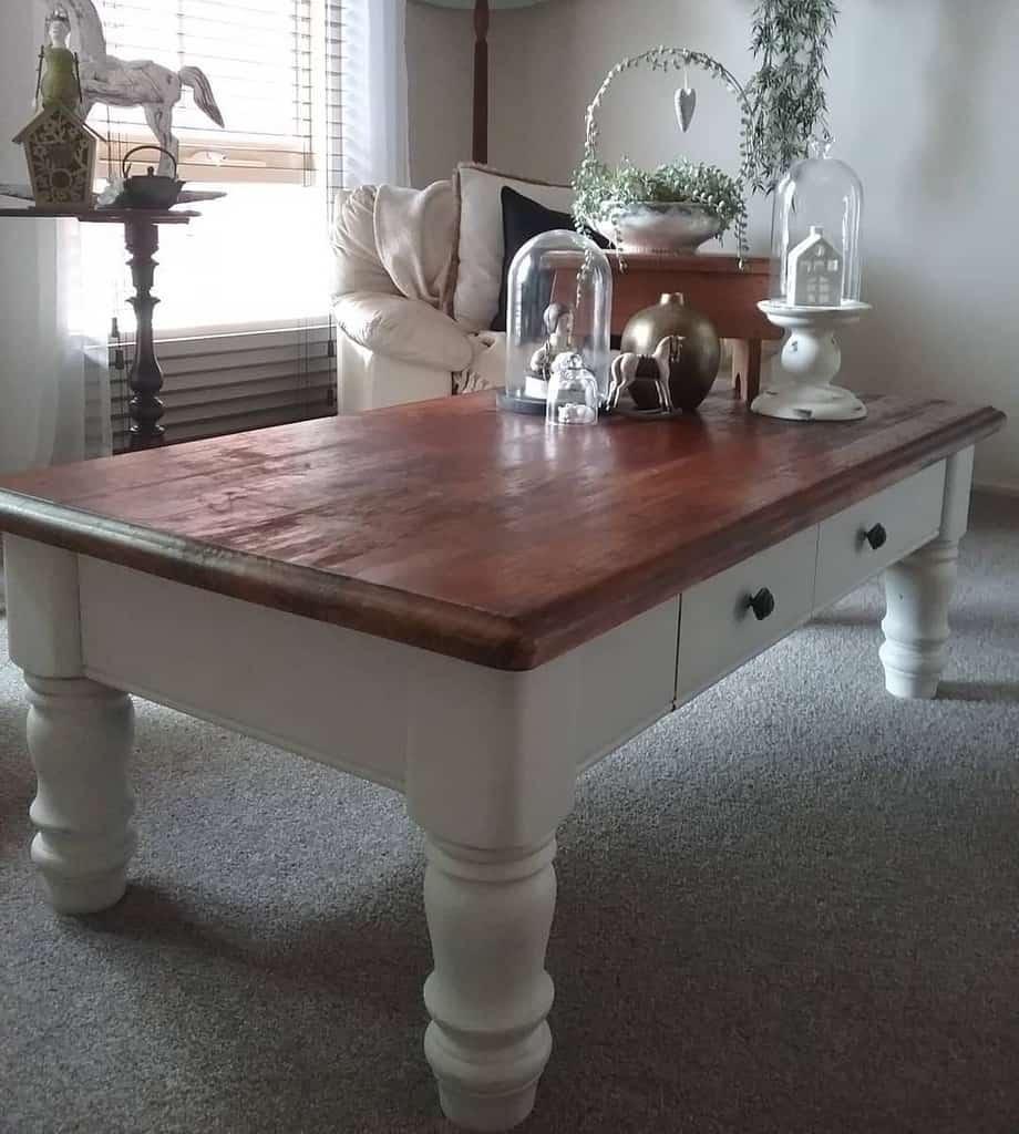 Makeover Coffee Table Ideas -acorn_house
