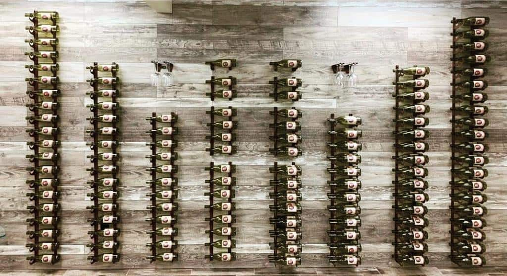 Metal Wine Rack Ideas -diprimapaolo