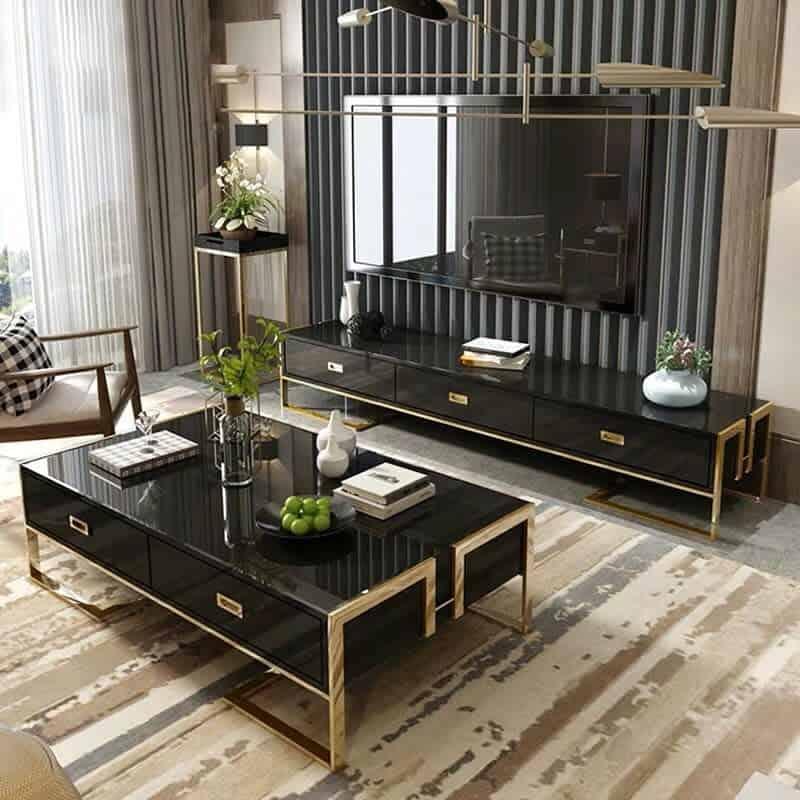 Modern Coffee Table Ideas -modernoliving