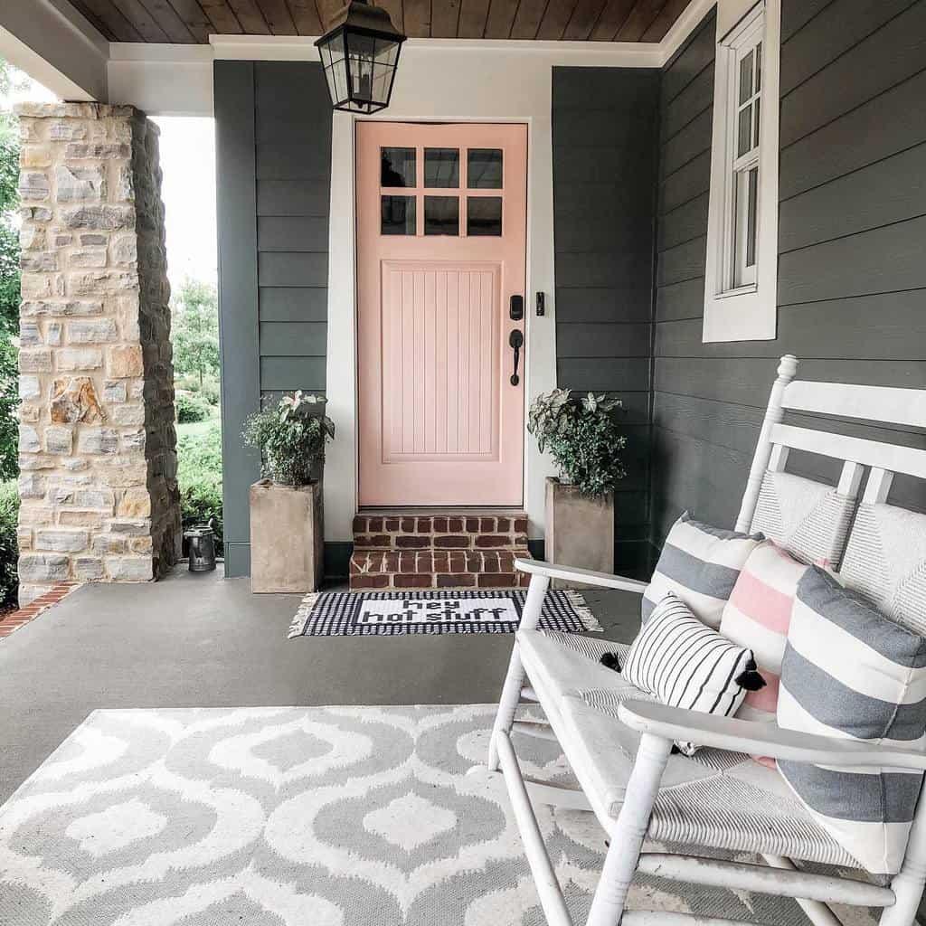 Modern Front Door Ideas -alietatreasurehunting