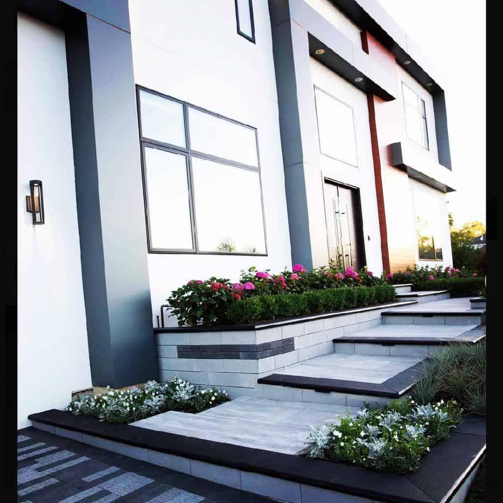 Modern Landscape Hardscaping Ideas -spruceitup_landscaping
