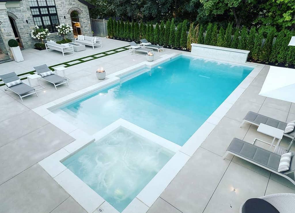 Modern Small Pool Ideas -bomanitetorontoltd