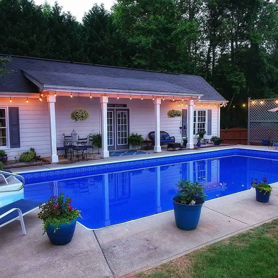Modern Small Pool Ideas -great_expectations_interiors