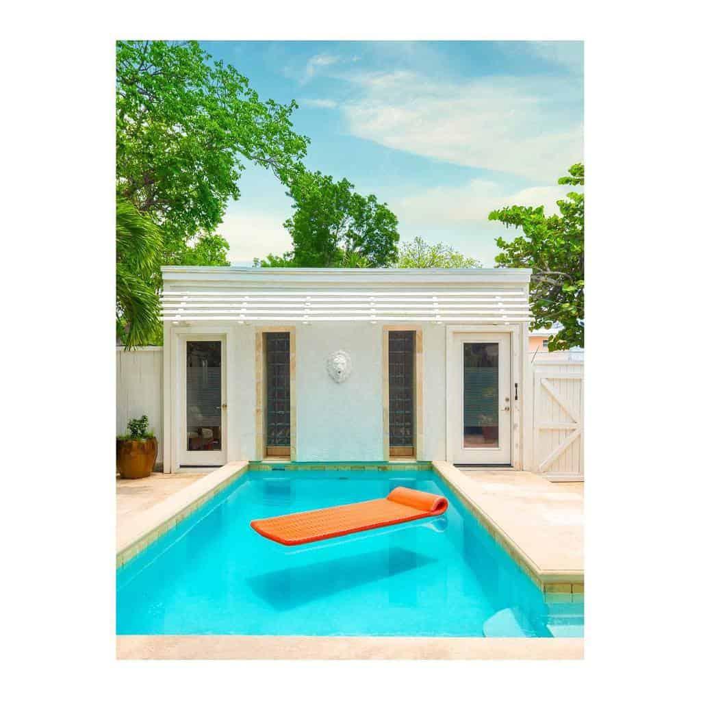 Modern Small Pool Ideas -tamaraalvarezphotography