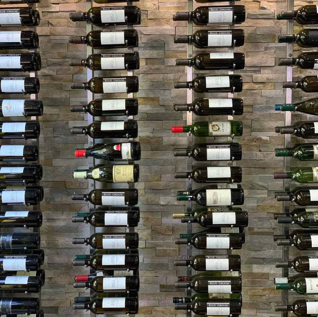Modern Wine Rack Ideas -bluegrousewinecellars