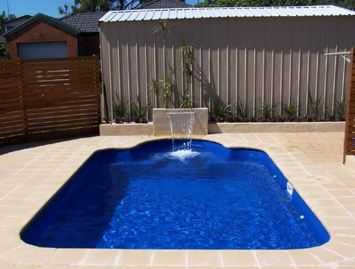 Narrow Small Pool Ideas -leisurepoolsau